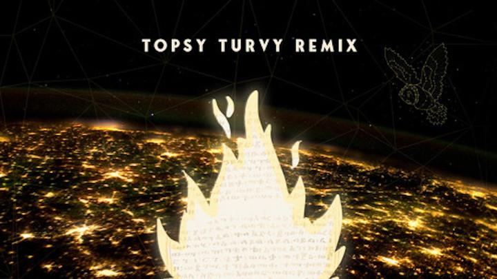 Kelissa feat. Kabaka Pyramid - Topsy Turvy (RMX) [10/10/2019]