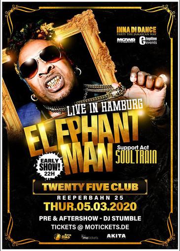 Elephant Man 3-5-2020