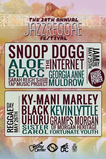 Jazz Reggae Festival 2014