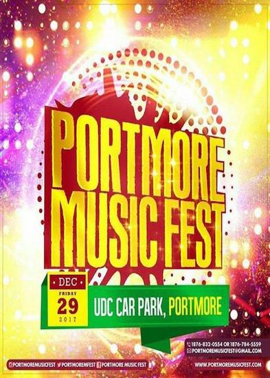 Portmore Music Fest 2017