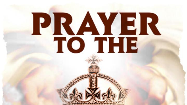 Denroy Morgan - Prayer To The King [4/22/2015]