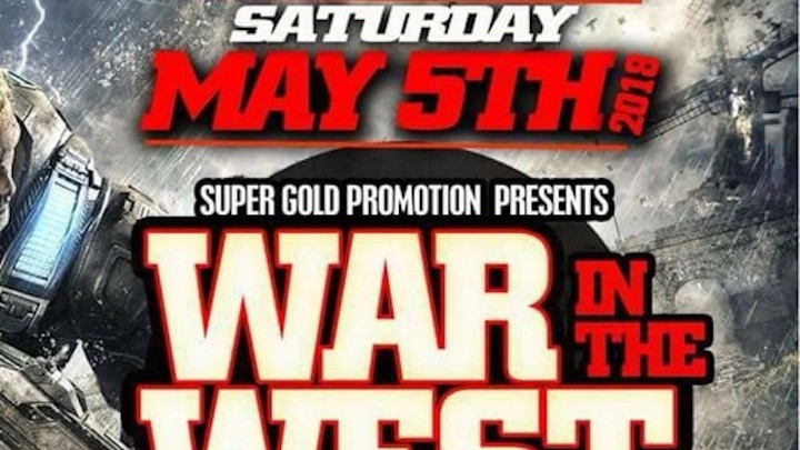 War In The West 2018 - Shashmane vs. Supergold (Full Audio) [5/5/2018]