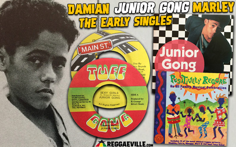 Damian Junior Gong Marley - The Early Singles