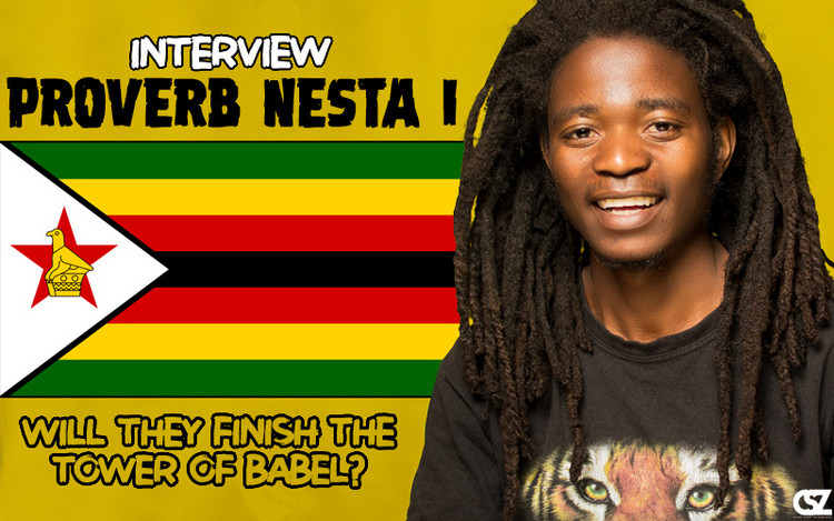 Interview with Proverb Nesta I - Will They Finish The Tower Of Babel?