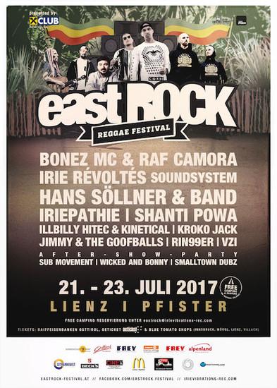 Eastrock Reggae Festival 2017