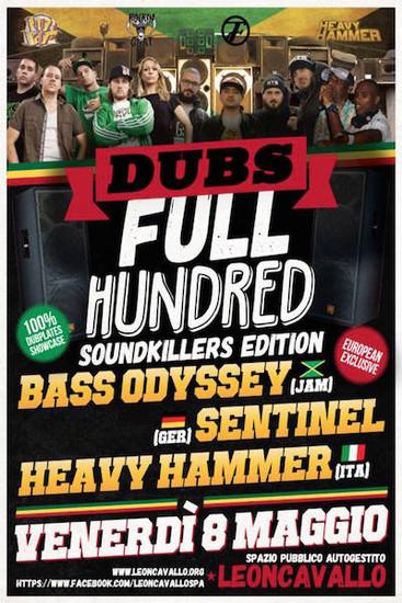 Dubs Full Hundred 2015