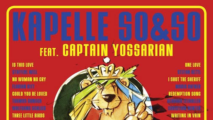 Kapelle So&So feat. Captain Yossarian - Bob (Full Album) [8/16/2020]
