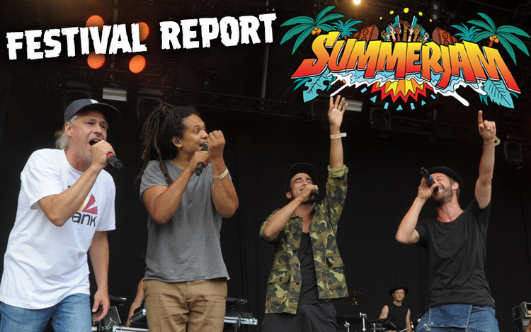 Festival Report - SummerJam 2018