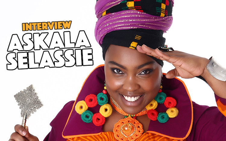 Interview with Askala Selassie