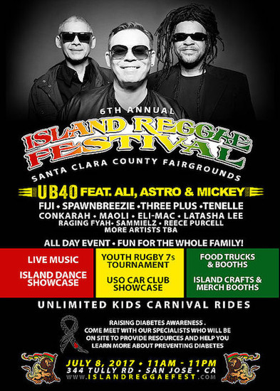 Island Reggae Festival 2017