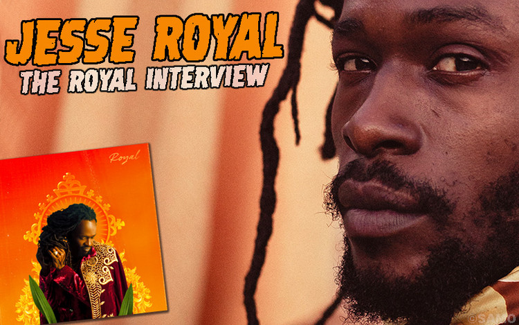 Jesse Royal - The Royal Interview