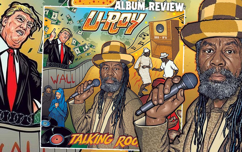 Album Review: U-Roy - Talking Roots