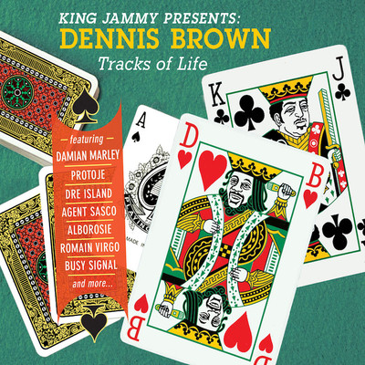 Dennis Brown - Tracks Of Life