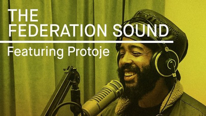 Protoje @ Federation Sound | RBMA Radio [4/20/2016]
