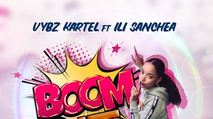 Vybz Kartel feat. Ili Sanchae - Boom It Off (RMX) [1/9/2019]