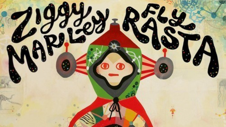 Ziggy Marley - Fly Rasta feat. U-Roy [1/14/2014]