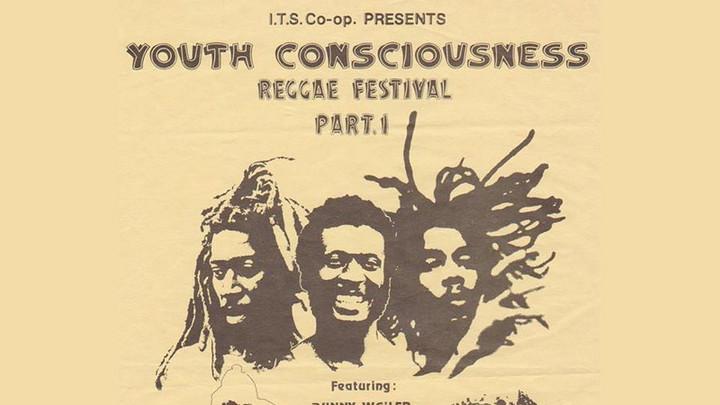 Bunny Wailer with Peter Tosh, Judy Mowatt & Jimmy Cliff @ Youth Consciousness Reggae Festival 1982 [12/25/1982]