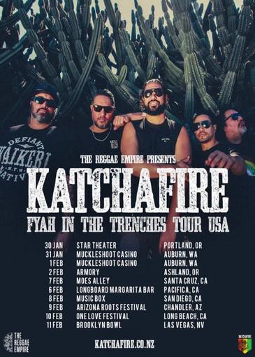 Katchafire 1-30-2019