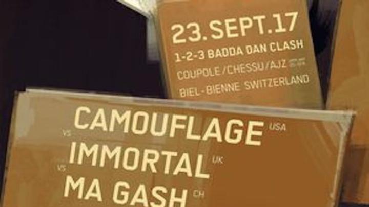 1-2-3 Badda Dan Clash 2017 (Full Audio) [9/23/2017]