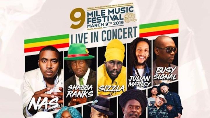 9 Mile Music Festival 2019 Mixtape [2/11/2019]