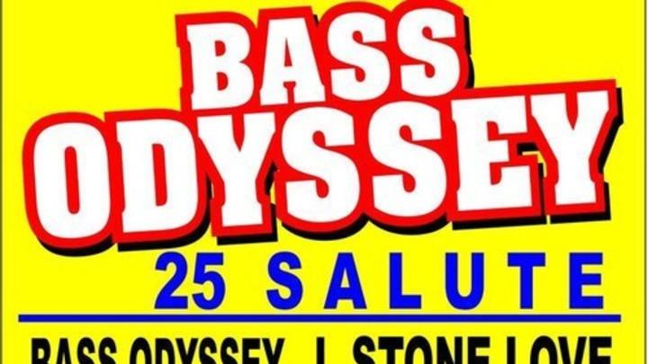 Bass Odyssey 25th Anniversary [8/8/2014]