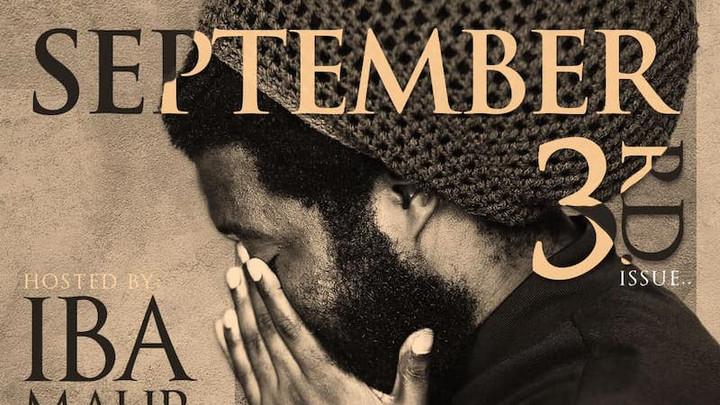 Iba Mahr - 3rd September (Sad World) [8/25/2020]