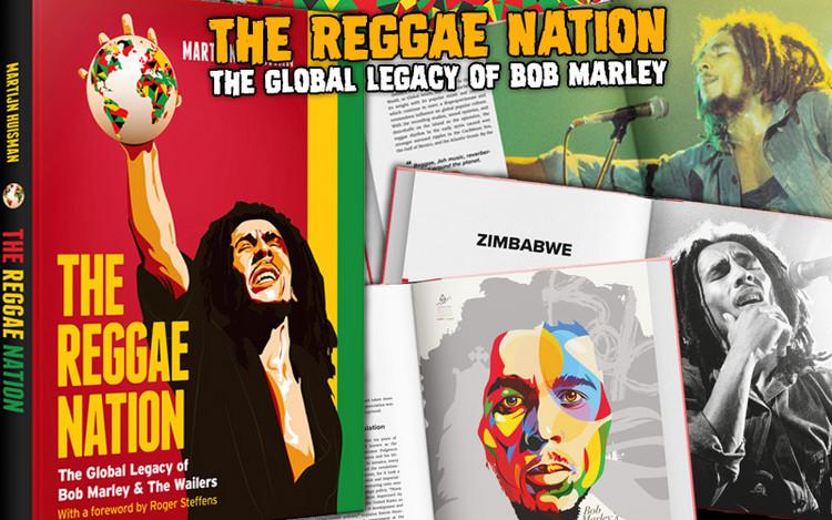 The Reggae Nation - The Global Legacy of Bob Marley @Kickstarter Campaign