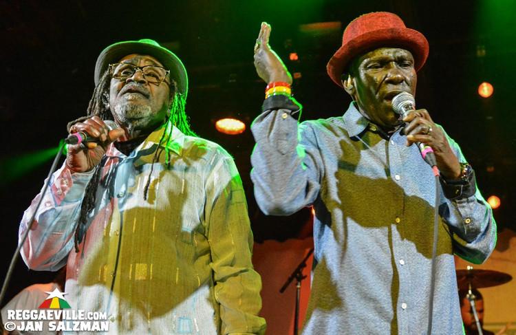 Wailing Souls & New Kingston