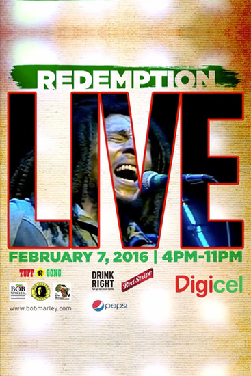 Redemption Live 2016