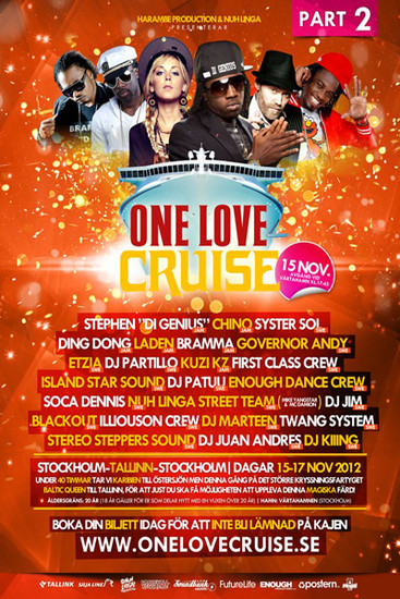 One Love Cruise 2012 #2