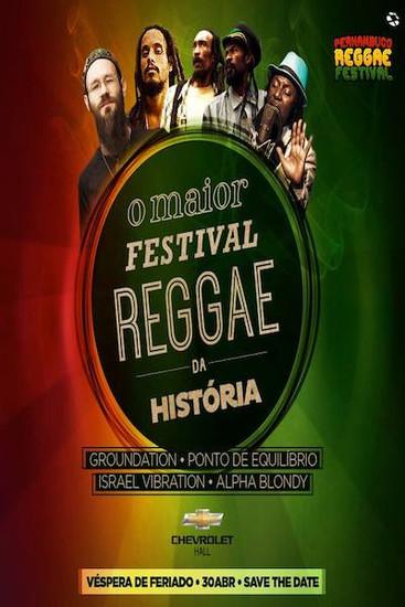 Pernambuco Reggae Festival 2014