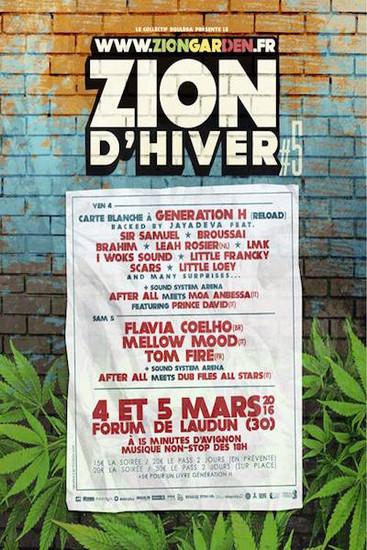 Zion D'Hiver 2016