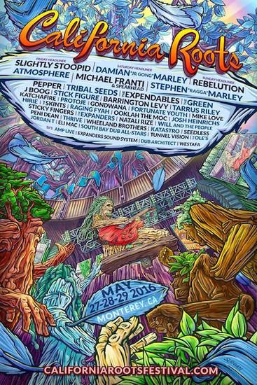 California Roots Festival 2016