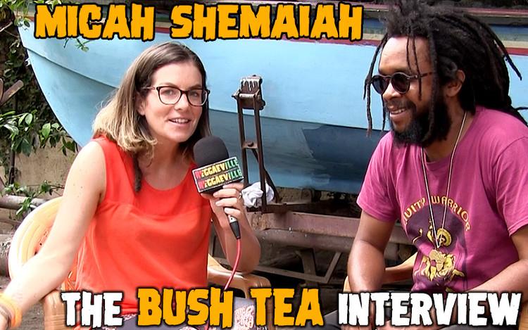 The Bush Tea Interview - Micah Shemaiah Reveals New Album Coming Up