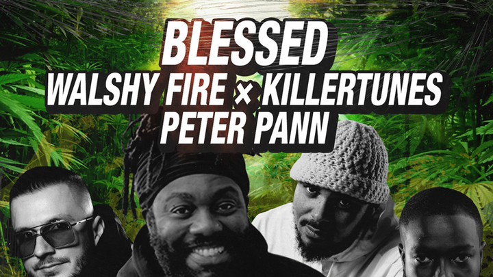 Blessed x Walshy Fire x Killertunes x Peter Pann - Herb Dream (Remix) [5/14/2021]