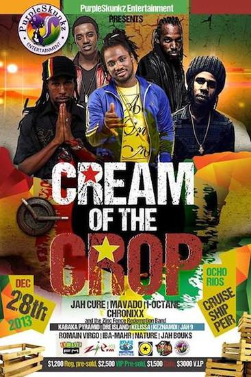 Cream Of The Crop 2013