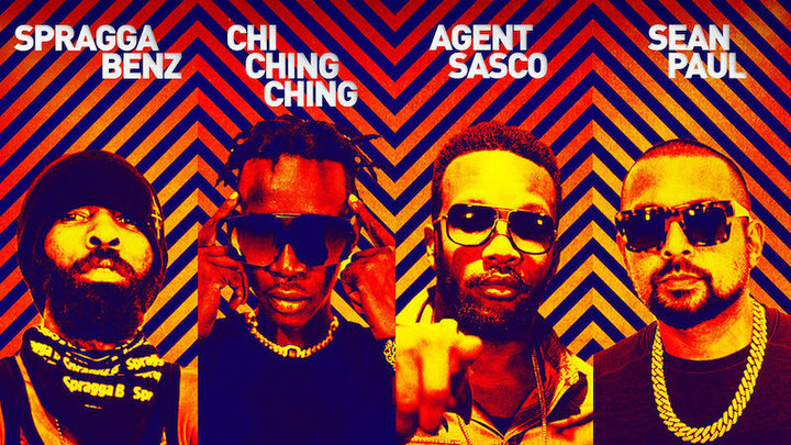 Spragga Benz, Sean Paul, Chi Ching Ching, Agent Sasco - Differ (RMX) [2/19/2019]