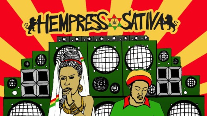 Hempress Sativa - Rock It Ina Dance [1/18/2016]