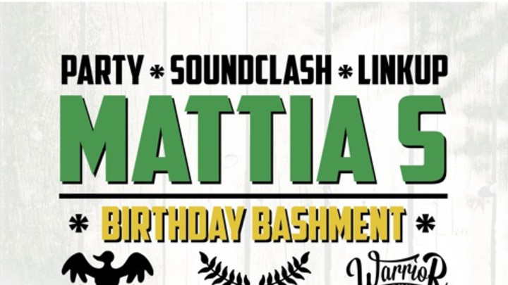 Fenshi Sound vs Glockwork Posse vs Irie Sound @ Mattias Birthday Clash 2018 [10/31/2018]