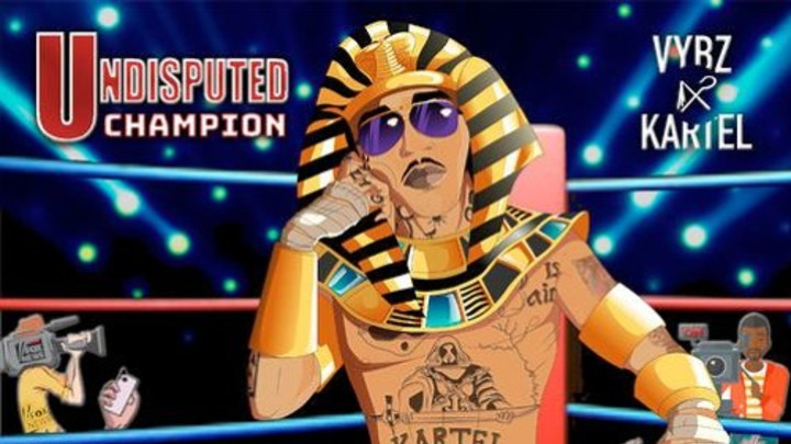 Vybz Kartel - Undisputed Champion [3/2/2019]