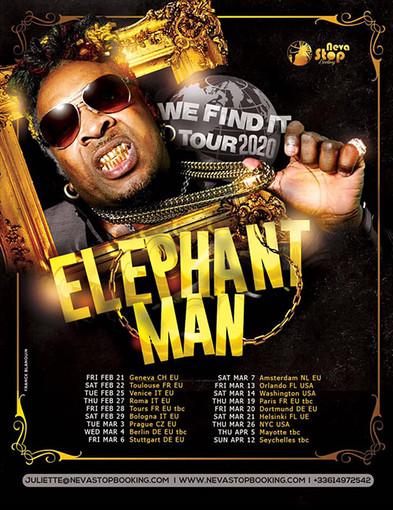 Elephant Man 3-14-2020