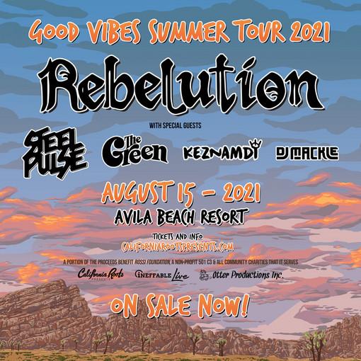 Rebelution 8-15-2021