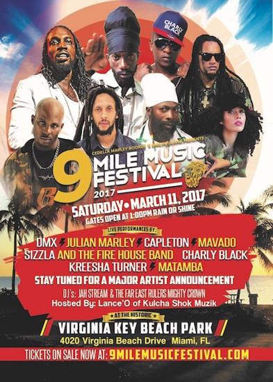9Mile Music Festival 2017