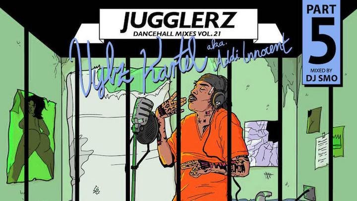 Jugglerz - Bars From Behind Bars #5 (Mixtape) [10/9/2021]