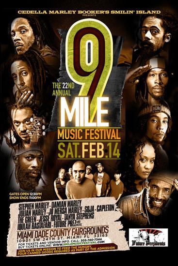 9Mile Music Festival 2015
