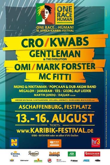 Afrika Karibik Festival 2015
