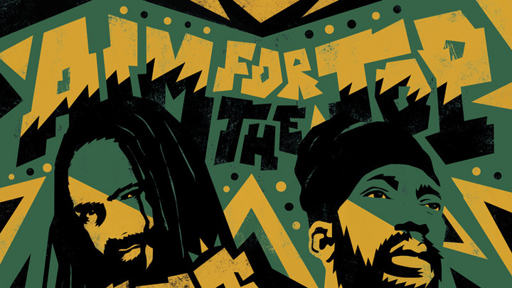 Ras Tewelde, Sizzla & The Right Stuff - Aim For The Top [4/15/2021]