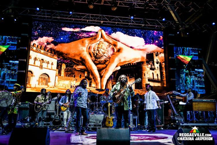 Damian, Ziggy, Stephen, Ky-Mani & Julian Marley