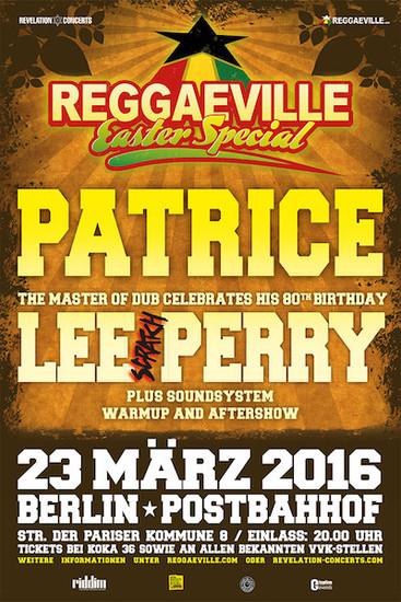 Reggaeville Easter Special - Berlin 2016