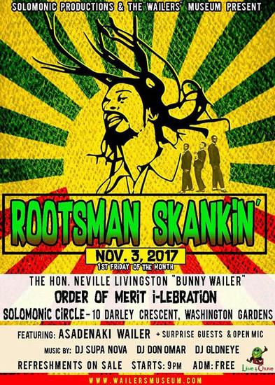 Rootsman Skankin' 2017